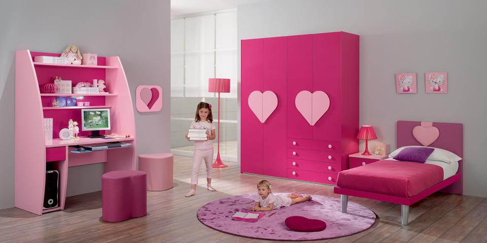 Maiorani arredamenti vendita mobili ad avezzano l 39 aquila for Cameretta rosa